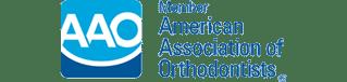 AAO logo Elite Orthodontics San Diego CA