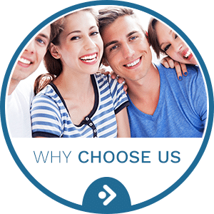 Why Choose Us horizontal buttons Elite Orthodontics San Diego CA