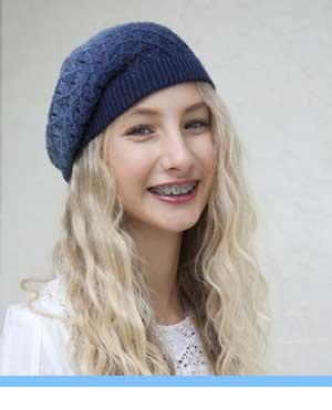 Invisalign Teen interior photo teen girl hat Elite Orthodontics San Diego CA